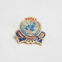Custom Metal Badges Soft Enamel Pin Badges