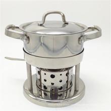 Alta calidad 304 Calentadores de alimentos de acero inoxidable / Chafers New Chafers Dish