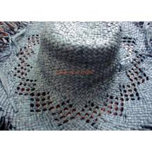 Fournisseur direct tissé Raffia Hat Body Factory de Chine