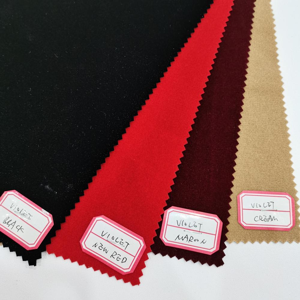 Flocking Fabric For Casket Shoes Sofa