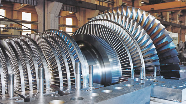Efficiency Of Reaction Steam Turbine