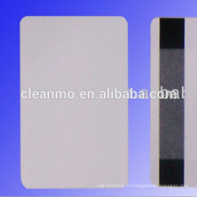 Carte de nettoyage (chaude) pour imprimante d'étiquettes de codes à barres