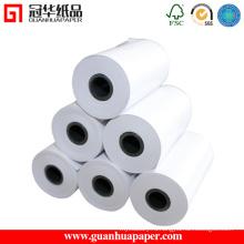 Завод продает немедленную наличную бумагу Бумажные рулоны