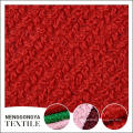 China custom Different kinds of fashionable tweed woolen fabric