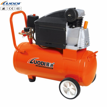 portable air compressor for sand blasting
