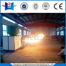 New quality high efficiency biofuel bamboo shell pellet burner for sale