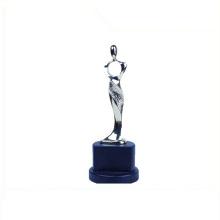 Troféu de alumínio de característica regional de Europa e copo de recordação de prêmio