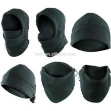 Hot sale Máscara de rosto cheia exterior de capuz quente de Inverno de balaclava cinza, máscara de esqui
