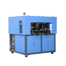 low price hand feeding pet stretch blow molding machine blow moulding machine for bottles 500ml 1 lter