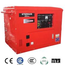 Бесшумный бензиновый генератор для Camper (BH8000)