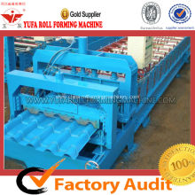 High-end Glazed Step Tile Forming Machine