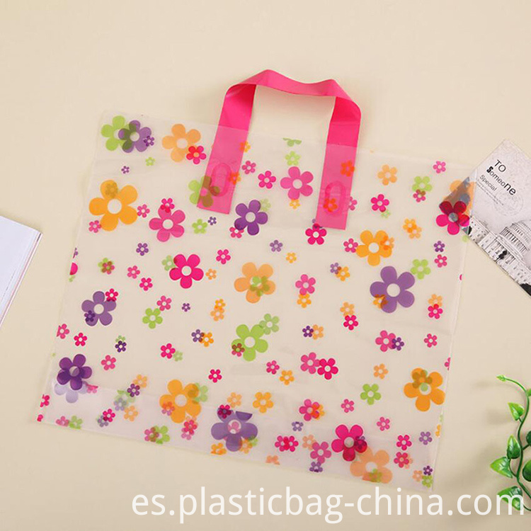 34x36cm-Clear-Small-Flower-Thick-font-b-Plastic-b-font-Clothes-Gift-Packaging-font-b-Bag