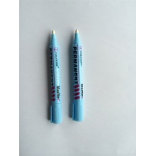 White Ink Permanent Marker Pen 906 for Factory School Office