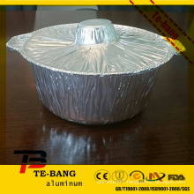 2015 Hot sale New style High Quality Control aluminum foil container lid for food packaging machine made in china