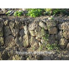 Оптовая сетки gabion и Габионных стен