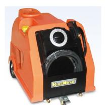 Líquido de limpeza de alta pressão elétrico da água quente