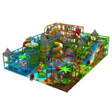 China Melhor Crianças Indoor Playground Fornecedor