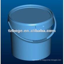 Molde de cubo de pintura PP 10L