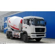 Dongfeng 8cbm concrete mixer pump truck for sale