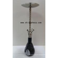 La mejor cachimba del tubo de Nargile que fuma de Shisha del acero inoxidable de la mejor calidad