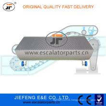 Stock Escalator Parts, GAA26140A3, Escalera Pintada Paso W / O K-Edge (1000mm)