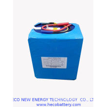 24v 20ah Lithium Battery Pack / Module For Electric Wheelchair