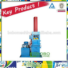 hydraulic used aluminum cans pressing baler