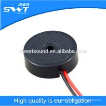Пьезоэлектрический зуммер прямой продажи с проводами / 14-миллиметровый пьезо-зуммер