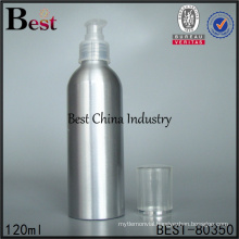 aluminum water mist pump spray bottle