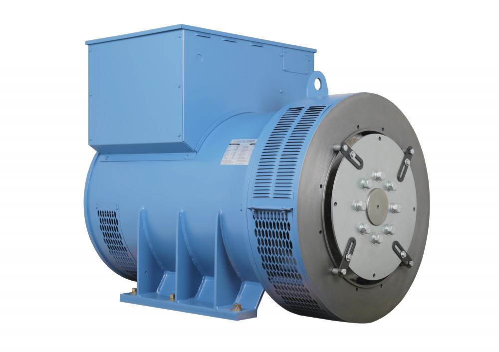 3 Phase 4 Pole 50HZ Generator