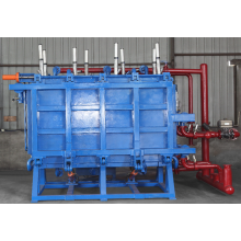 reliable air cooling eps block moulding making machine