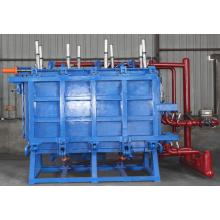 Machine de fabrication de moulage par bloc de refroidissement par air fiable