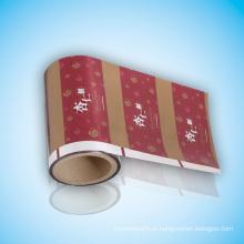 Filme de Embalagem de Material de Embalagem de Aluminização