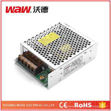 35W 5V 7A Switching Power Supply with Short Circuit Protection