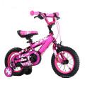 Rosa Farbe Top Qualität 12 Kinder Fahrrad / Best Preis Kinder Sport Günstige billige Kinder Fahrräder zum Verkauf / alibaba neue Mädchen Fahrräder zum Verkauf