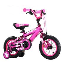 Color rosa de calidad superior 12 niños en bicicleta / Mejor precio Niños Deportes Bicicletas de niños baratos baratos para la venta / alibaba nuevas niñas bicicletas para la venta