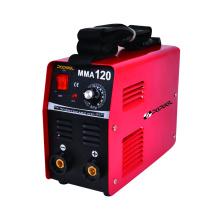 Protección de Housiing Grado IP21S Voltaje de la energía de entrada AC220V 15% (V) Máquina de soldadura del ARC del inversor de la CC