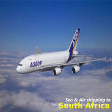 Air Express Shipping to Durban DUR and East London ELS of South Africa from Hongkong Beijing