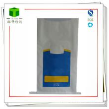 Saco de papel Kraft inferior para aditivos alimentares