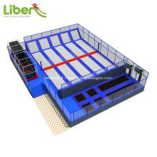 Provide one stop service indoor trampoline business