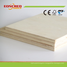 Finger Jointed Core Bendable Plywood