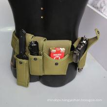 Nylon 045 Type Tactical Four Pieces Per Set Belt
