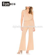 2018 nouvelles femmes de mode combinaisons Combinaisons formelles sans manches 2018 nouvelles femmes de mode combinaisons Combinaisons formelles sans manches