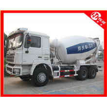 The Famous Brand 9m3 Ready Mixed Concrete Truck en venta
