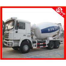 6-12m3 Concrete Mixer Truck for Sale