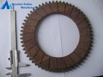 Heat Absorbing Slip Clutch Disc with Micro Motor Friction (
