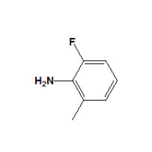 2-Fluor-6-methylanilin CAS Nr. 443-89-0