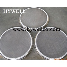 Round Food Granule Screen