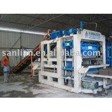 Máquina automática de tijolos QT10-15