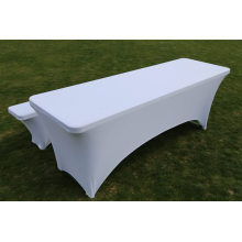 Conjunto de mesa e bancada 6FT com tampa de mesa